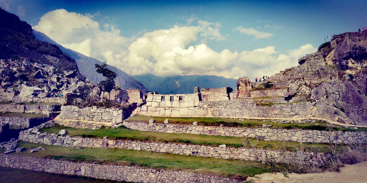 Machupichu-Temple