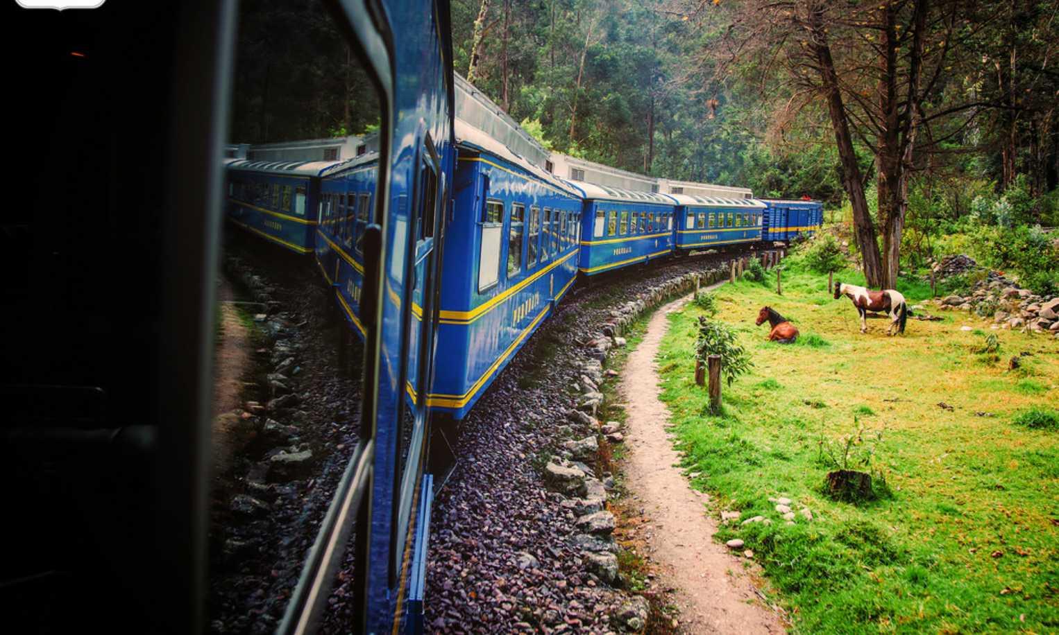 Train to Machupicchu