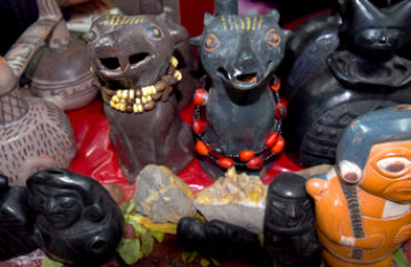 Pre-Colombian Whistles