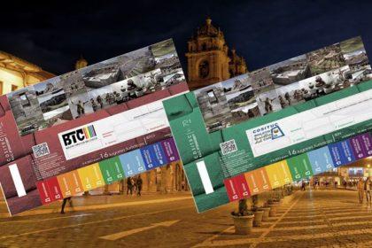 Tourist Ticket Cusco - BTG